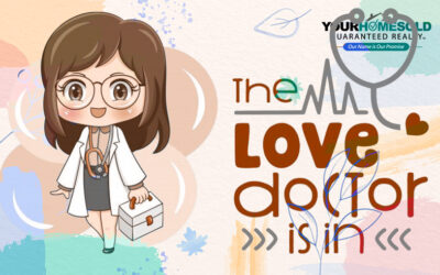 THE LOVE DOCTOR IS IN – FEBRUARY NEWSLETTER